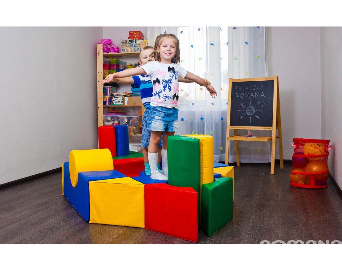 Как сделать детский модуль 802
